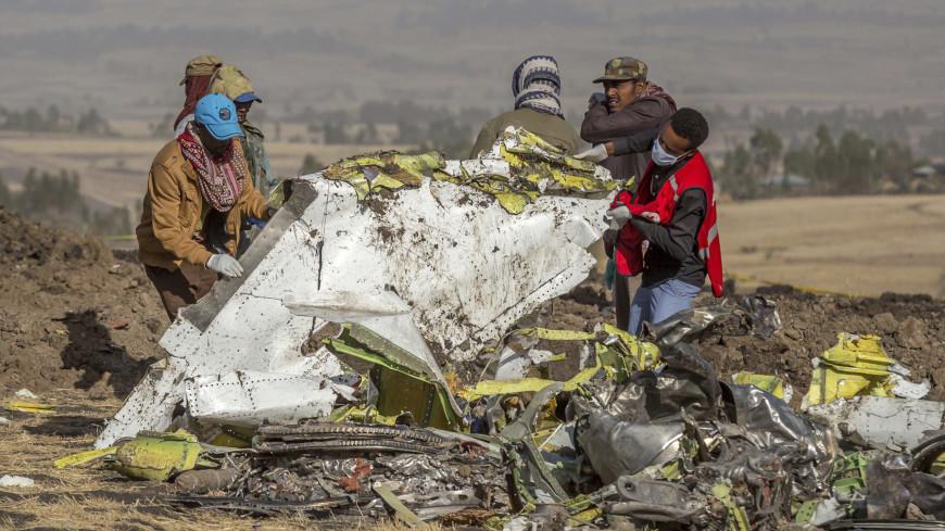 МАК предложил помощь в расследовании крушения Boeing в Эфиопии