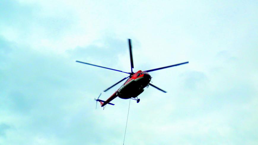 Минобороны Казахстана подтвердило гибель военных на борту вертолета Ми-8