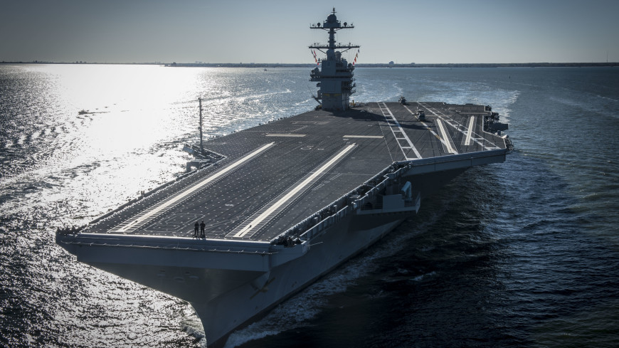 Злосчастный «Джеральд»: в работе нового авианосца США нашли очередной изъян