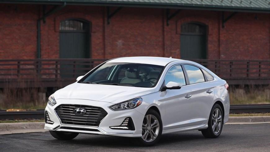 Компания Hyundai показала новое поколение седана Sonata