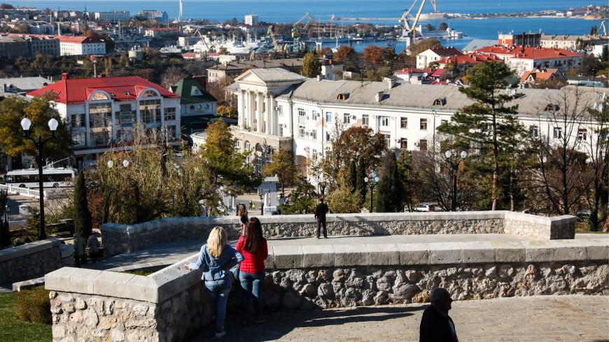 Парк Малахова кургана в Севастополе полностью обновят