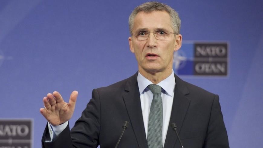 "Фото: ""NATO"":http://www.nato.int/, столтенберг, йенс столтенберг, нато"