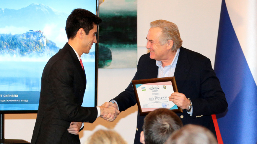 Давайте ценить друзей: Юрий Стоянов стал послом туристического бренда Узбекистана