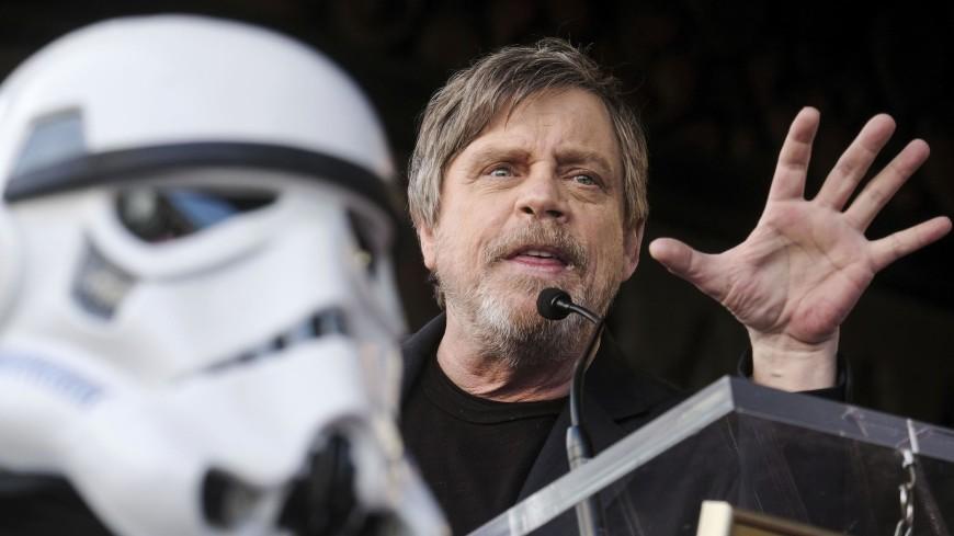 Марк Хэмилл был возмущен сценарием новых «Звездных войн»