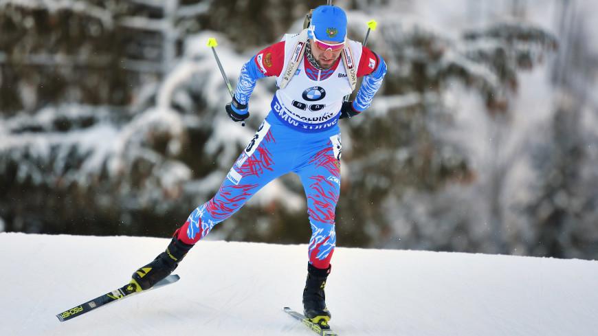 Биатлонист Логинов принес России медаль на ЧМ впервые с 2009 года