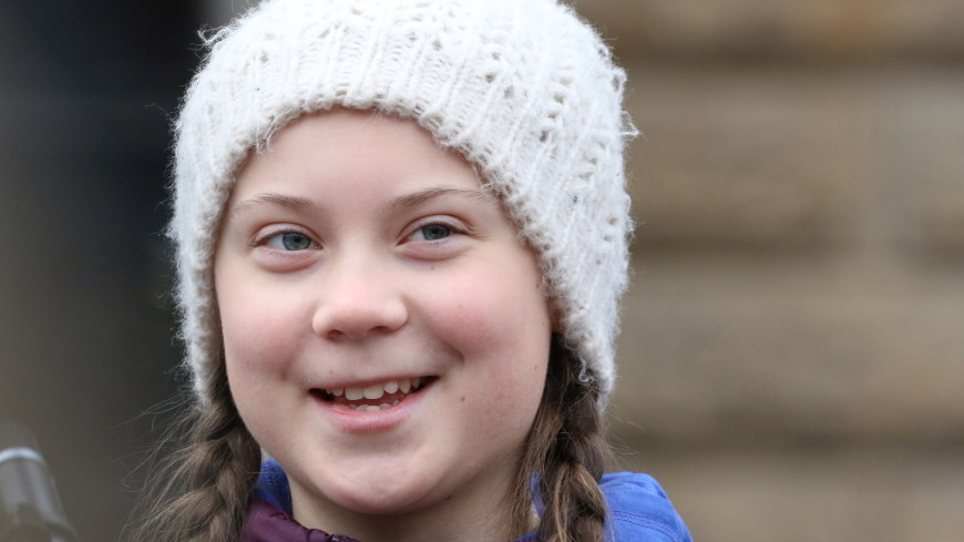 Шведская школьница стала кандидатом на Нобелевскую премию мира