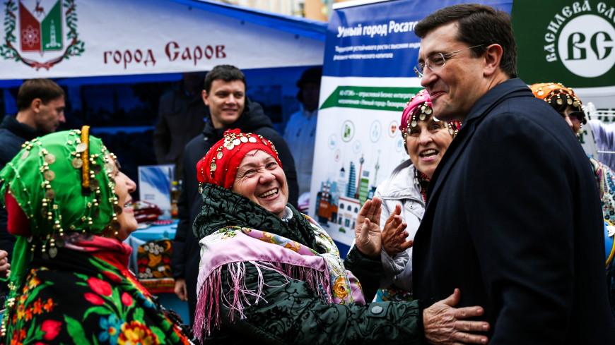 Нижегородская область получит на нацпроекты 62 млрд рублей