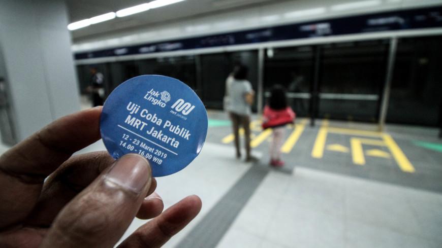 В Индонезии появилась первая в стране линия метро