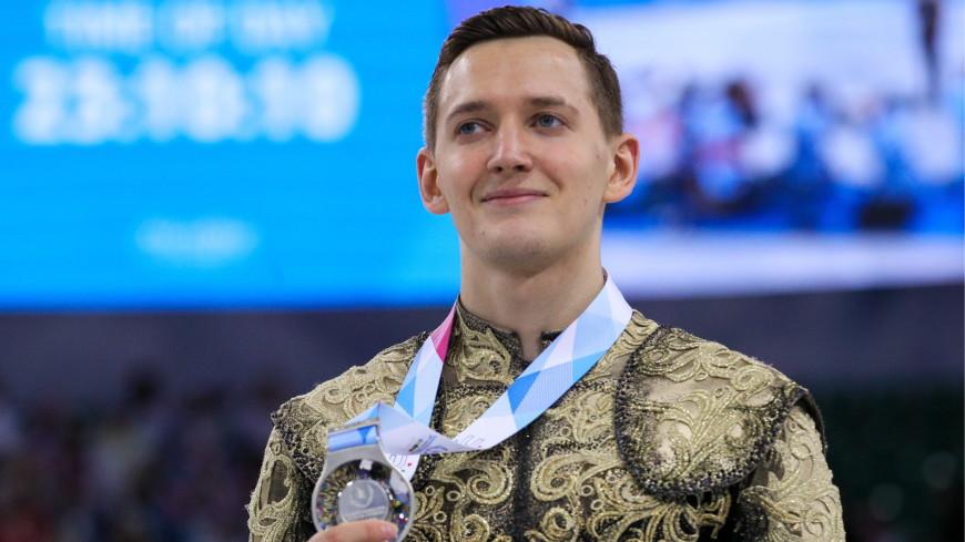 Фигурист Ковтун взял серебро на Универсиаде в Красноярске