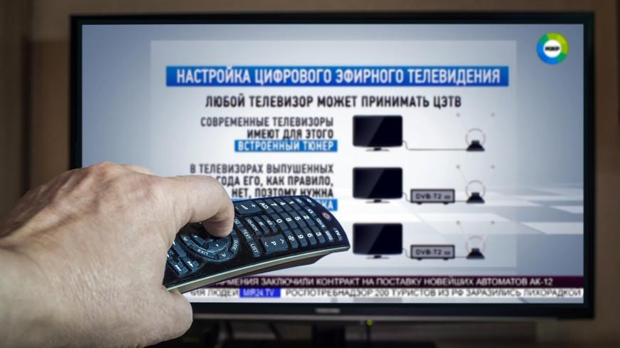 Волонтеры в Липецкой области помогают настроить цифровые приемники