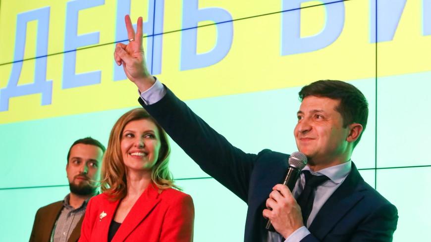 Зеленский поблагодарил своих сторонников за голосование «не по приколу»