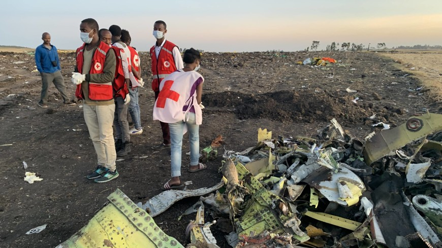 Эксклюзив: Разбившийся в Эфиопии Boeing дважды летал в Москву