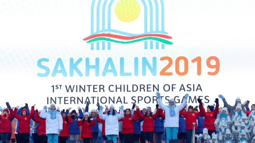 В Госдуме открылась выставка «Дети Азии»