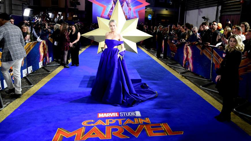 «Капитан Марвел» собрал за четыре дня проката 711 млн рублей