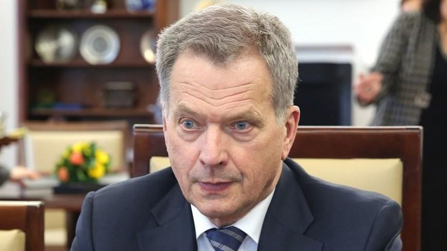Президент Финляндии отправил правительство страны в отставку
