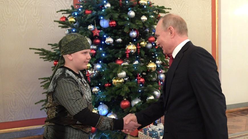 Умер мальчик, чью мечту исполнил Путин