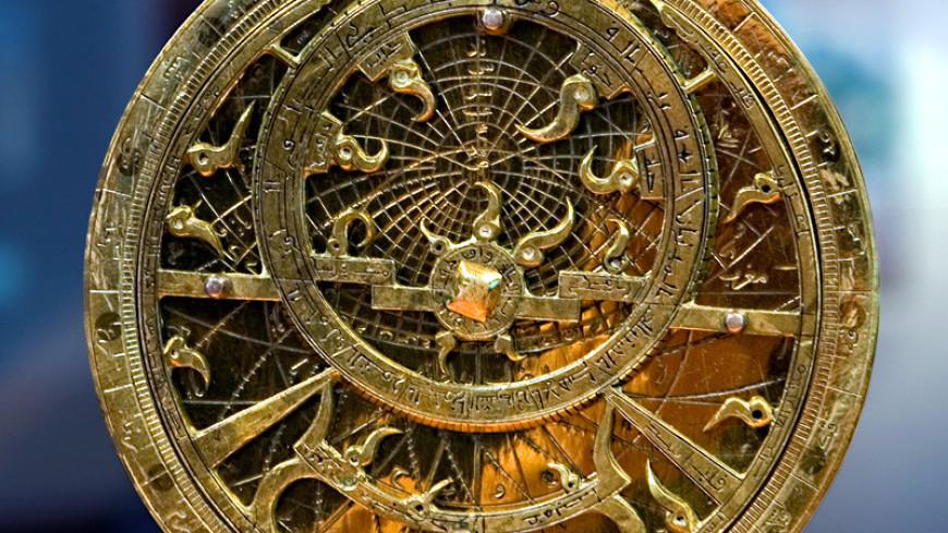 Старейшую морскую астролябию включили в Книгу рекордов Гиннесса