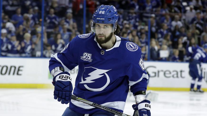 Никита Кучеров обошел Федорова по результативности в НХЛ
