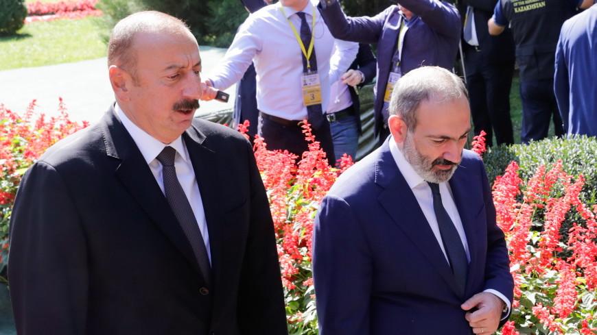 Алиев и Пашинян проведут встречу по Карабаху 29 марта в Вене