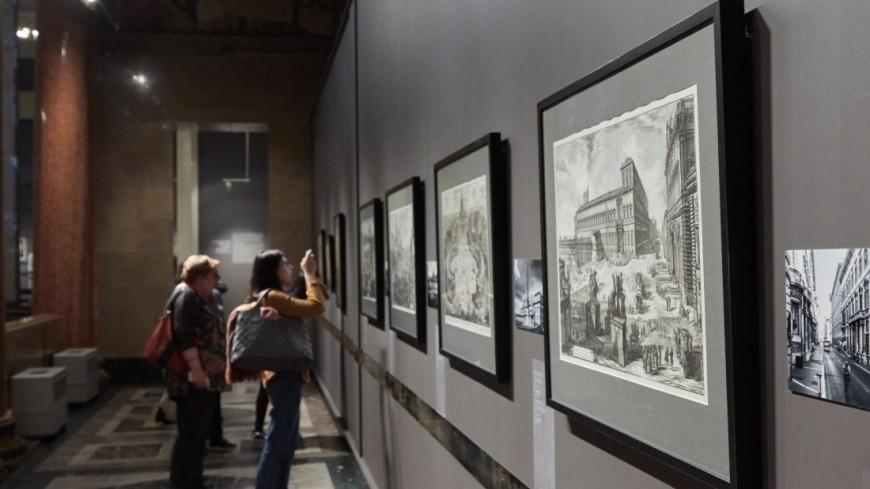 """Фото: Дмитрий Белицкий (МТРК «Мир») """"«Мир 24»"""":http://mir24.tv/, картины, выставка, галерея, музей"""