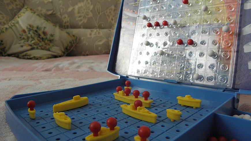 В России создадут замену знаменитой игре «Морской бой»