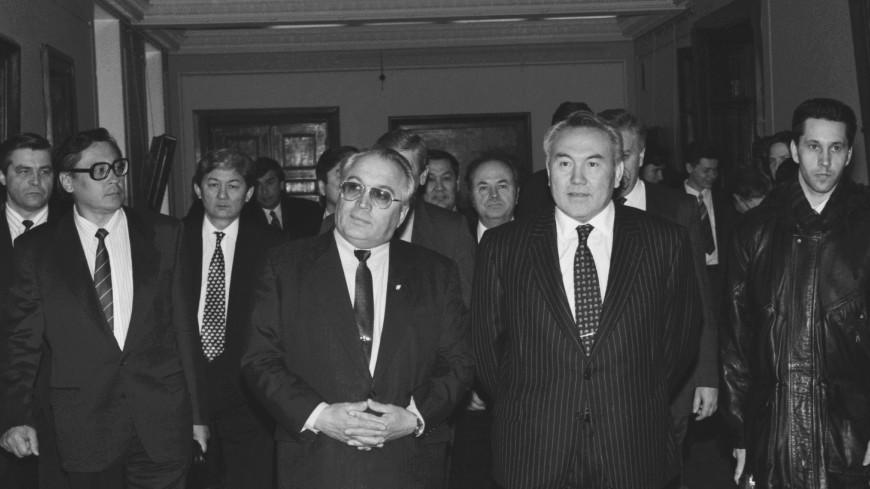 Речь, изменившая все: как Нурсултан Назарбаев предложил создать ЕАС