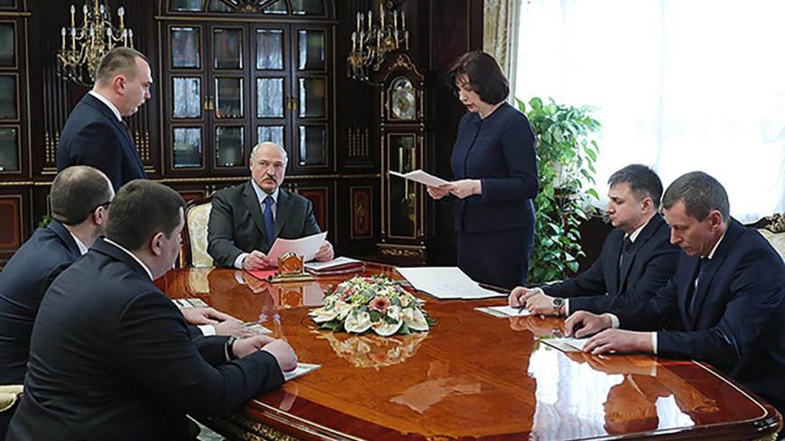 Кадровые перестановки: Лукашенко назначил новых глав районов Минска