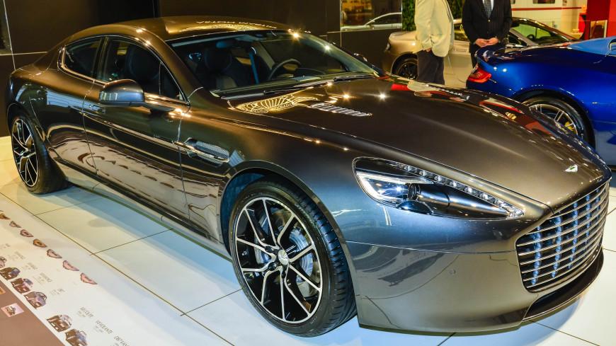 Главное – экология: Джеймс Бонд в новом фильме будет водить электрический Aston Martin