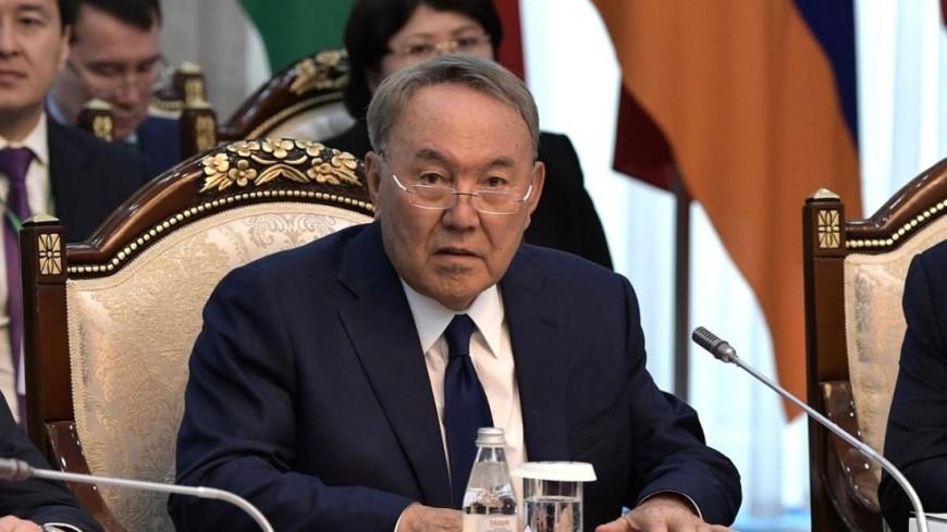 Назарбаев назначил руководителей подразделений своей канцелярии