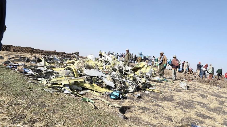 Разбившийся в Эфиопии Boeing слишком быстро набрал высоту