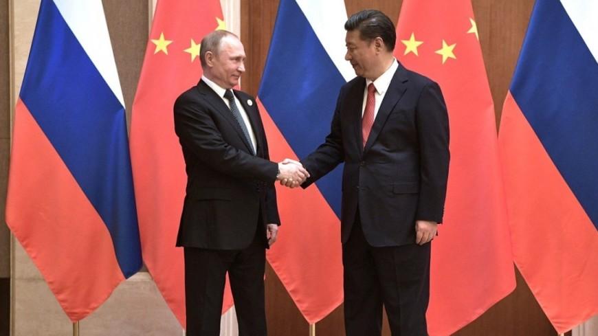 Путин и Си Цзиньпин в этом году обменяются визитами