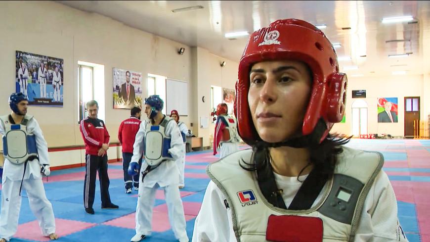 Девушка-боец из Азербайджана готовится взять золото паралимпиады