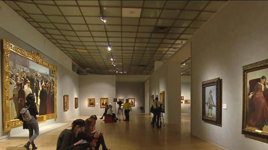 Третьяковская галерея готовит к открытию ретроспективу Ильи Репина