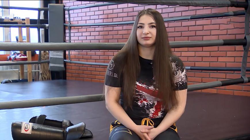 Первая в истории: «грузинская волчица» Лиана Джоджуа ворвалась в UFC