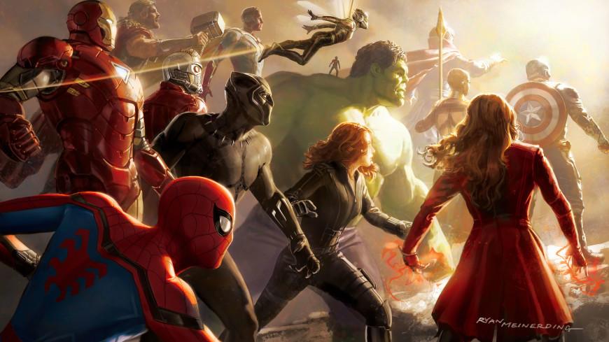 Marvel показала официальный трейлер блокбастера «Мстители: Финал»