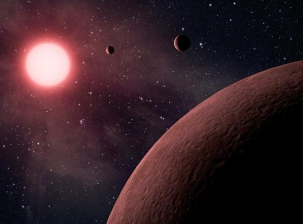 NASA: Ранняя Вселенная была наполнена ярким светом