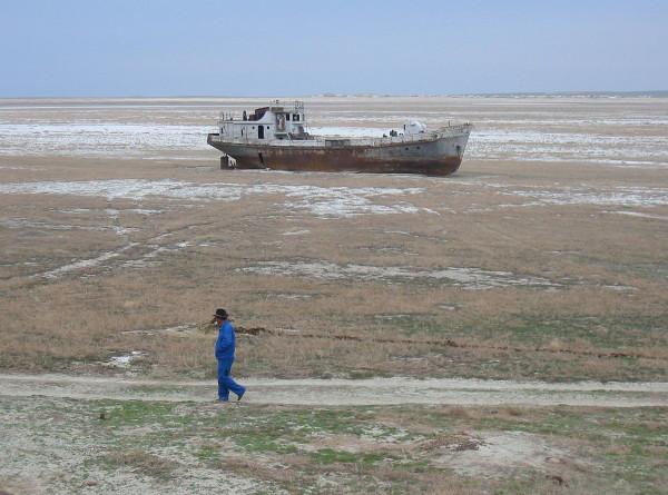 Страны Центральной Азии получат 7 млн евро на спасение Арала и другие проекты