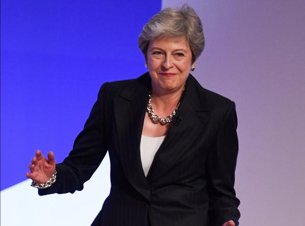 Brexit и немножко нервно: чем запомнится Тереза Мэй?