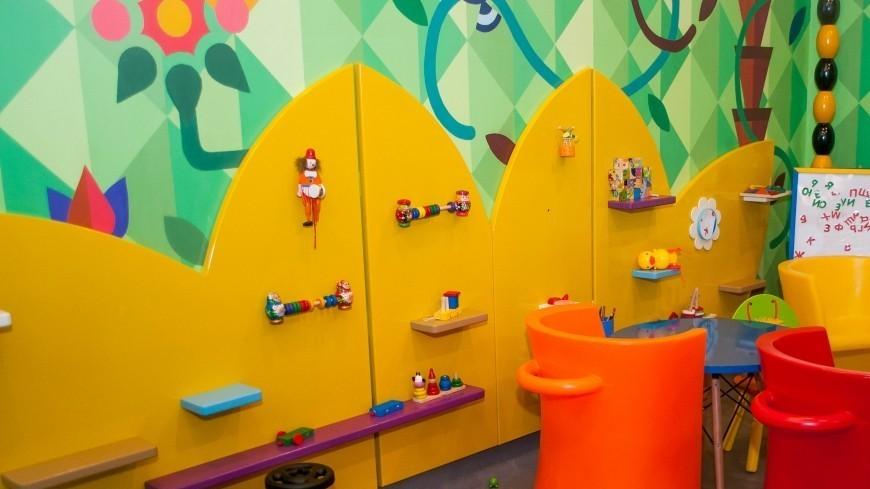 В вузах России могут появиться детские комнаты