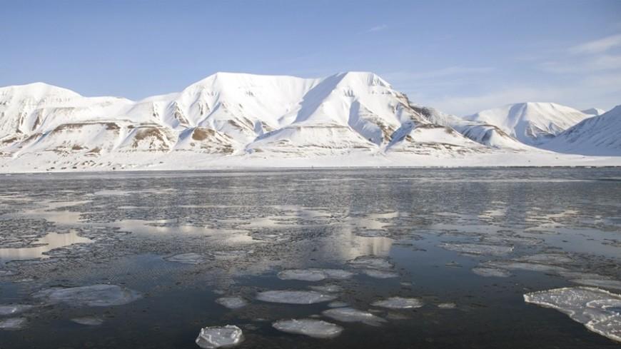 Берингово море нагревается и лишается льда
