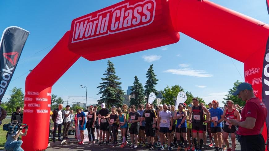 World Class организует открытый забег