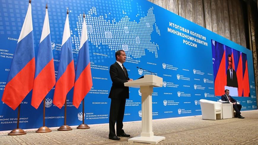 Медведев: Необходимо активнее работать с соседями по ЕАЭС