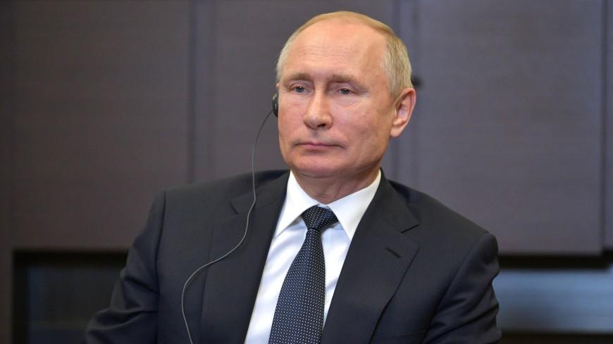 Путин: В проекте «Один пояс – один путь» есть большой интеграционный потенциал