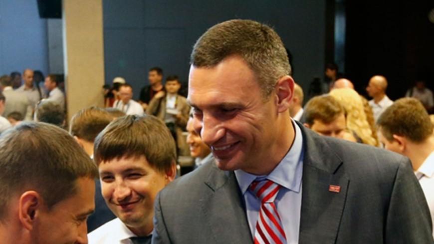 """Фото: Владимир Свояченко, """"«МИР 24»"""":http://mir24.tv/, виталий кличко, кличко"""