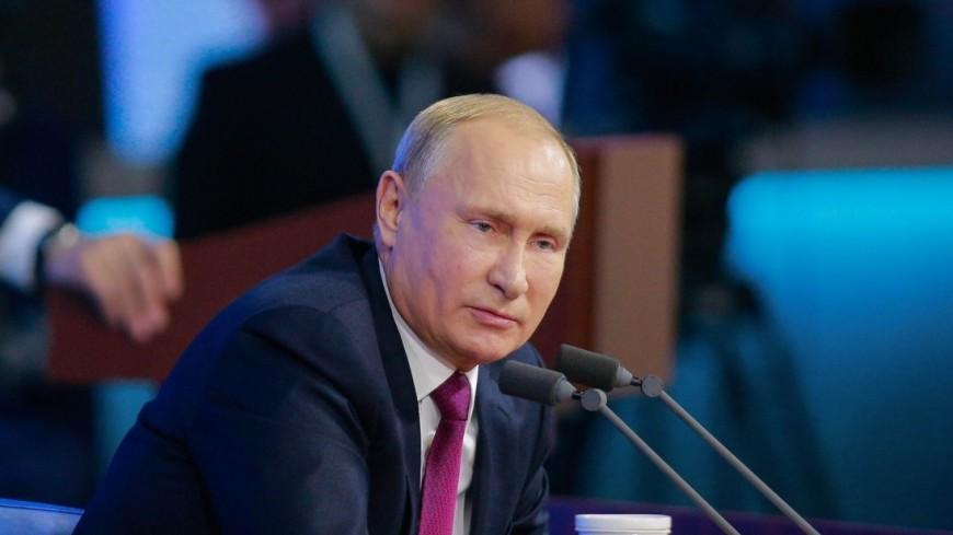 Путин: Далай-ламе не запрещен въезд в Россию