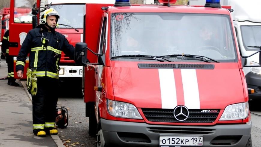 Прокуратура начала проверку по факту возгорания самолета в Шереметьеве