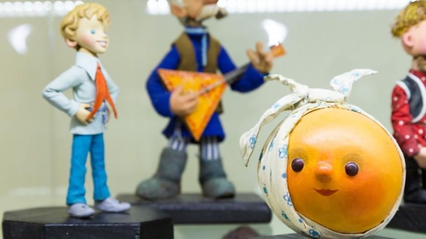 Любимые сказки и мультфильмы россиян