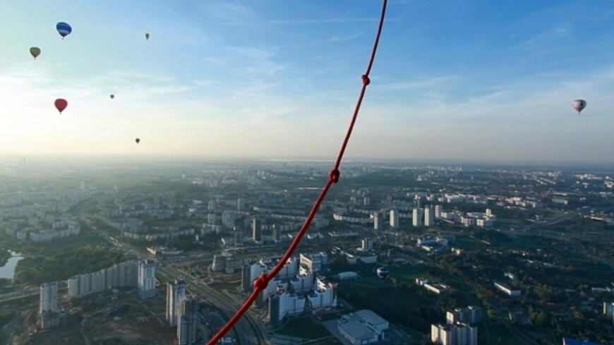 """Фото: Виталий Залесский, """"«Мир 24»"""":http://mir24.tv/, аэростат, воздушный шар"""