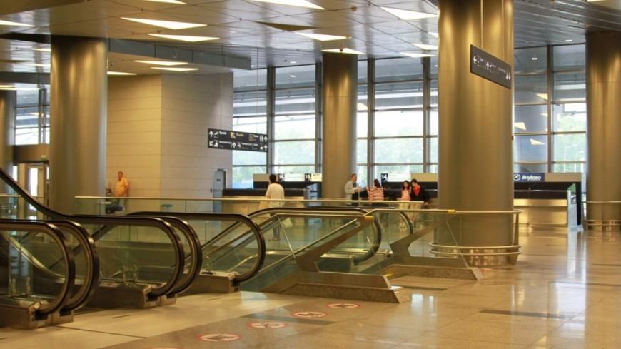 У мужчины в московском аэропорту украли сумку с $210 тысячами