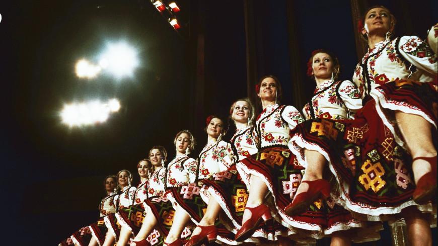 Ансамбль танца «Жок»: гордость Молдовы